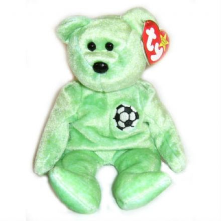 Kicks, Ty Beanie Baby, Soft Toy
